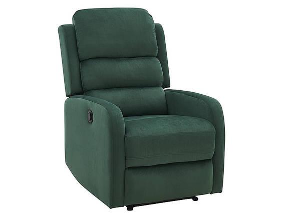 Крісло розкладне Pegaz Velvet ZIELONY BLUVEL 78, фото 2
