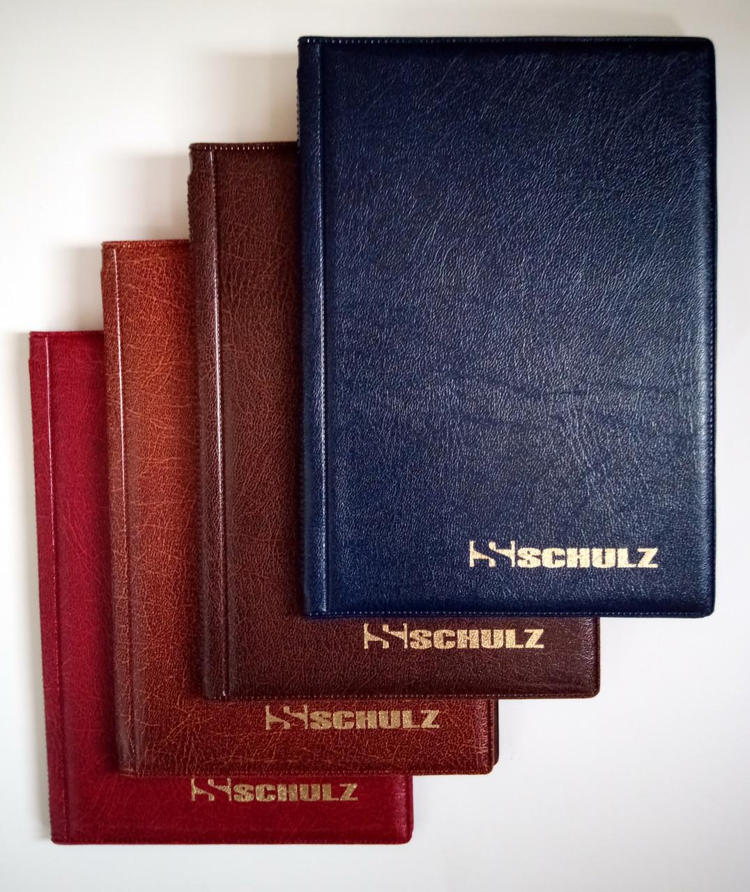 Альбом для монет SCHULZ Premium 108 різних осередків
