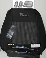 """Чехлы Kia Rio хэтчбек 2005-2010 """"Favorite"""""""