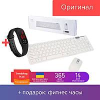 Набор мышка и клавиатура | комплект беспроводной клавиатура и мышь с защитным покрытием Keyboard wireless k06