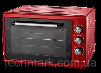 Электродуховка Электрическая печь LIBERTON LEO-421 Red (42 л.)
