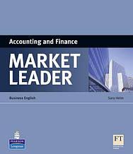 Market Leader , Accounting & Finance / Пособие для финансистов английского языка