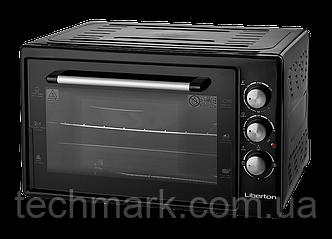 Электродуховка Электрическая печь LIBERTON LEO-421 Black (42 л.)
