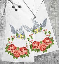 Свадебный рушник №006