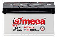 Аккумулятор автомобильный A-mega Ultra 6СТ-110-А3E
