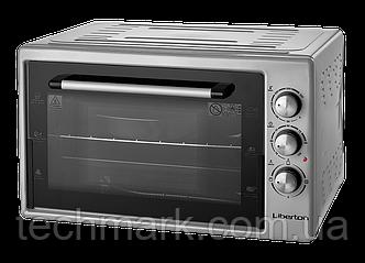 Электродуховка Электрическая печь LIBERTON LEO-421 Grey (42 л.)