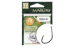 Kрючок MARUTO 9354-R Black Nickel 10шт № 12