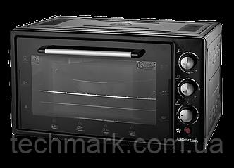 Электродуховка Электрическая печь LIBERTON LEO-482 Black (48 л.)