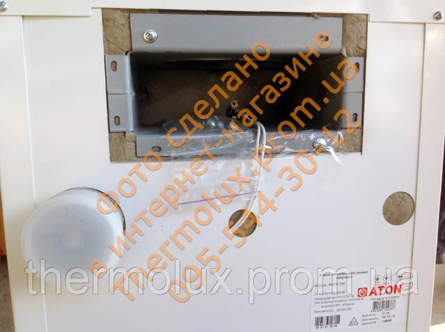 Дымоход газового котла АТОН Атмо 12 кВт