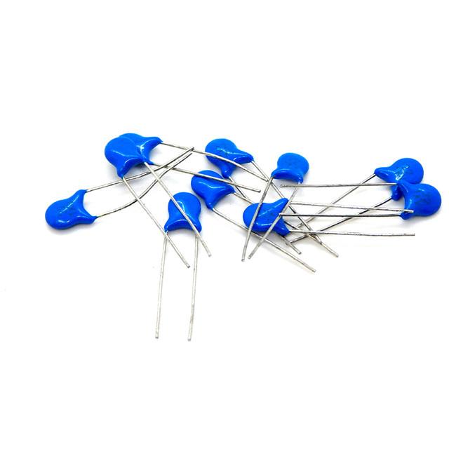 Набор конденсаторов керамических высоковольтных