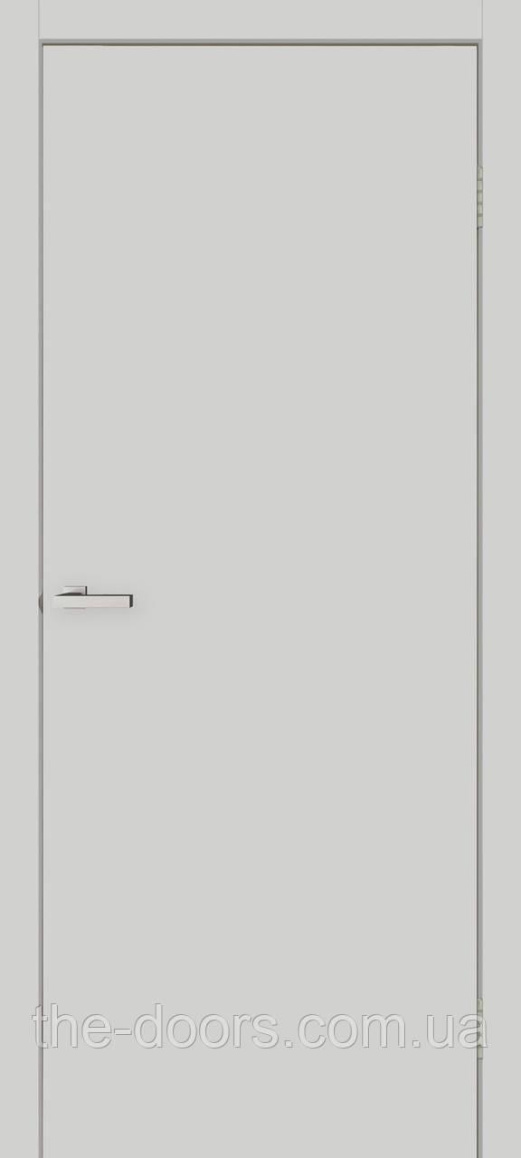 Дверное полотно ОМиС Глухое гладкое 40 мм