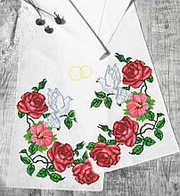 Свадебный рушник №032