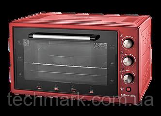 Электродуховка Электрическая печь LIBERTON LEO-551 Red (55 л.)