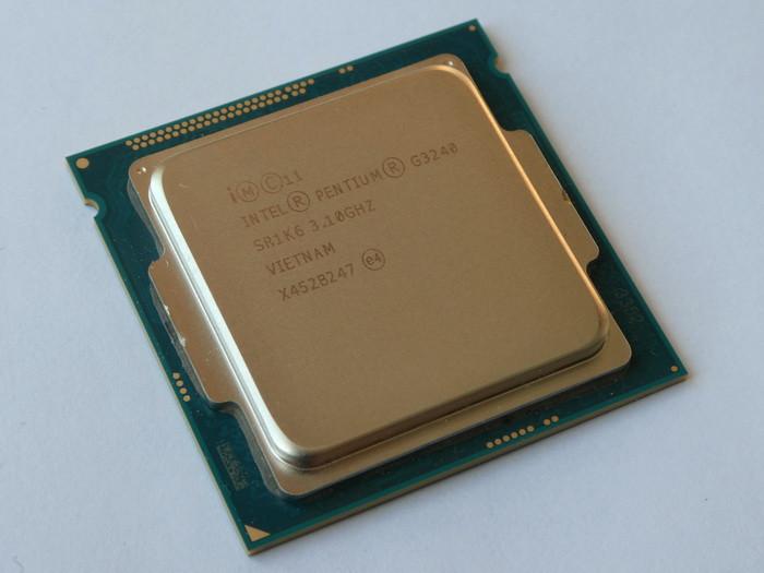Процессор Intel Pentium G3240 3.1GHz s1150 Haswell (4 gen)