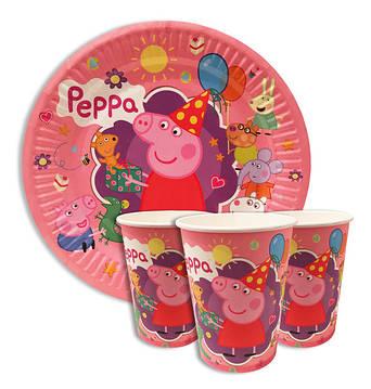 Расширение ассортимента одноразовой посуды для детских праздников