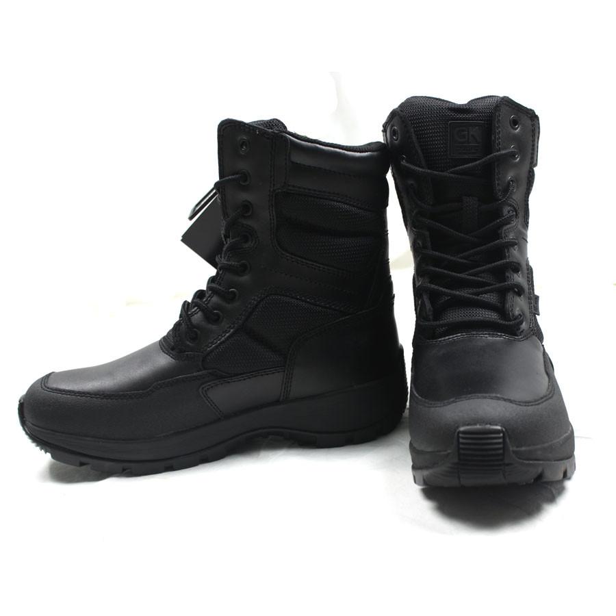 Ботинки GK Professional® GroudSpeed 07F - Black