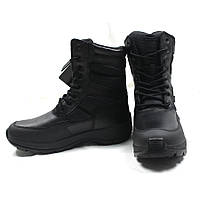 Берцы армейские GK FIELD CUIR & TOILE - Black, фото 1