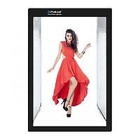 Лайткуб (photobox, фотостудія) Puluz PU5210 200 x 120 x 80 см для предметної зйомки Black
