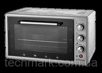 Электродуховка Электрическая печь LIBERTON LEO-551 Grey (55 л.)