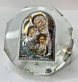 Икона (стекло муранское) кристал Греция