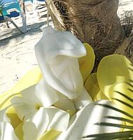"""Эко свечи женская фигура """"Афродита"""".Цвет:Белый Высота:13.5см. Материал:Соевый воск"""