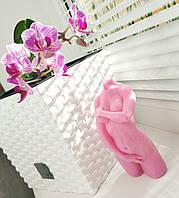 """Свеча женская фигура """"Афродита"""".Цвет:Розовый Высота:13.5см. Материал:Парафин"""