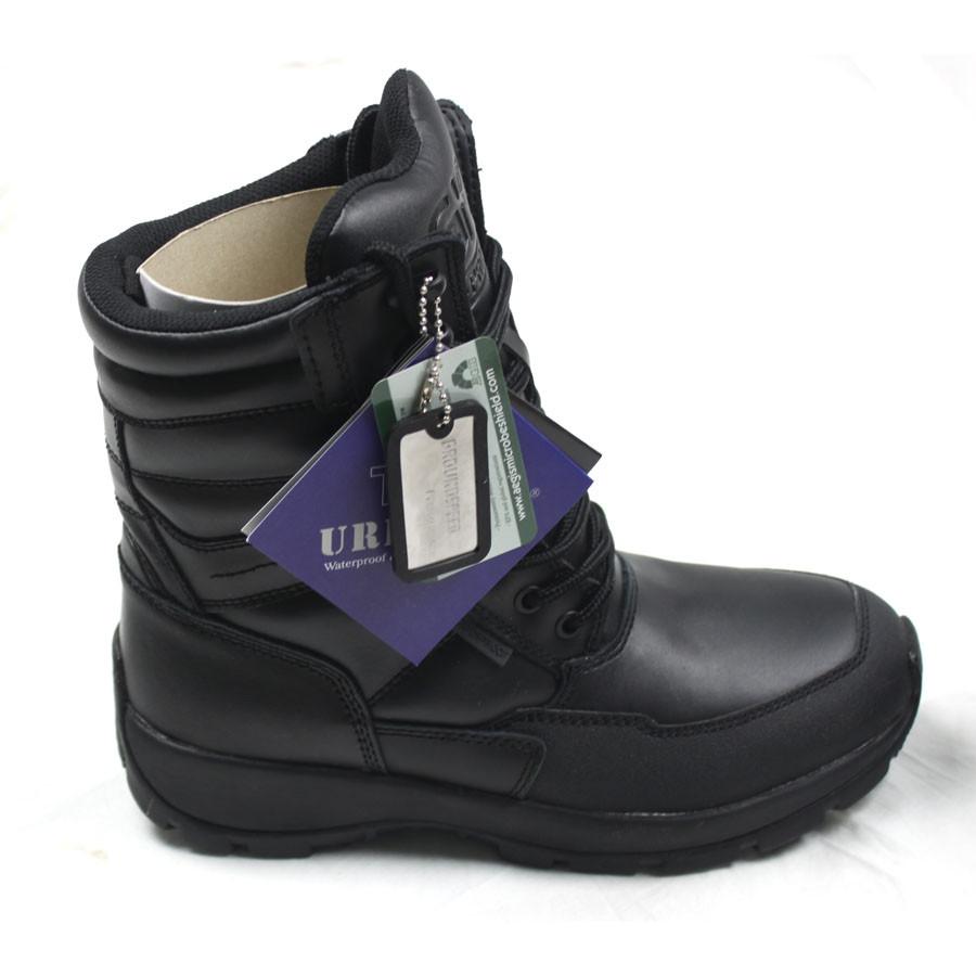 Ботинки GK Professional® GroudSpeed Waterproof 07FCW - Black