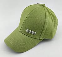 Бейсболка дитяча кепка з 50 по 54 розмір льон дитячі бейсболки головні убори кепки річна, фото 1