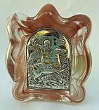 Ікона на склі муранском, фото 2