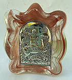 Икона в муранском стекле, фото 2