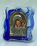 Икона в муранском стекле, фото 3