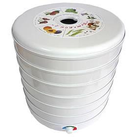 Сушка для фруктов Ветерок-2 ЕСОФ-2-0,6/220 белый + лоток для постелы