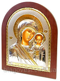 Икона Казанская 195х245мм ek5-004 (28.82) К