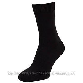 Носки мужские ТОП-ТАП классические черный 29р 43-44 (М-103)