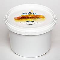 Сахарная паста для шугаринга ЯнтарикА 1000г Классическая Средняя