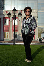 Жіночий велюровий турецький спортивний костюм EZE купити розм 50,52,54.