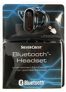 Мини-гарнитура Bluetooth Silver Crest, фото 4