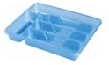 Маленький органайзер для столових приладів (мікс) (26*33,5*4)