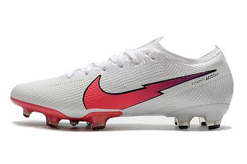 Бутсы Nike Mercurial Vapor XIII Elite FG white/red