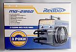 Інверторний зварювальний напівавтомат Redbo MG-295D + дріт, фото 6