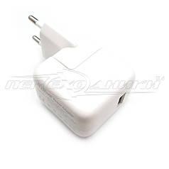 Сетевое зарядное устройство IPAD USB 5.1 V,  2.4 A, белый
