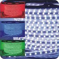 Светодиодный дюралайт типа SMD 3528 красный, синий, зеленый, разноцветный