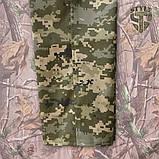 Камуфляжні штани MМ-14 пояс с резинкою і під ремінь, фото 8