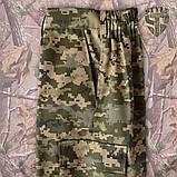Камуфляжні штани MМ-14 пояс с резинкою і під ремінь, фото 7