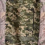 Камуфляжні штани MМ-14 пояс с резинкою і під ремінь, фото 9
