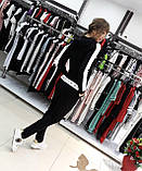 Жіночий брендовий спортивний костюм (Туреччина,Valentino ); розм 36,38,40, фото 2