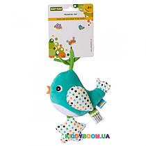 Игрушка-подвеска музыкальная «Птичка» (2 вида) Baby Team 8543