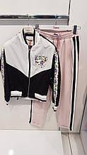 Жіночий брендовий спортивний костюм (Туреччина,RAW); розмір С,М,Л,ХЛ