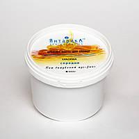 Сахарная паста для шугаринга ЯнтарикА 500г Классическая Средняя