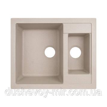 Кухонная мойка Lidz 615x500/200 MAR-07 (LIDZMAR07615500200)